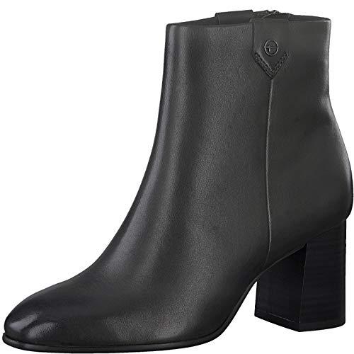 Tamaris Damen Stiefeletten 25978-33, Frauen Stiefelette, Woman Freizeit leger Stiefel Boot halbstiefel Damenstiefelette,Cosmic Grey,38 EU / 5 UK