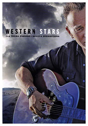 MOVIE/FILM - WESTERN STARS (1 DVD)