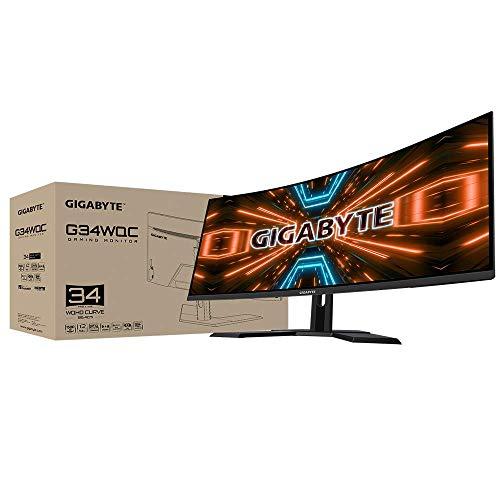 Gigabyte Technology G34WQC-EK