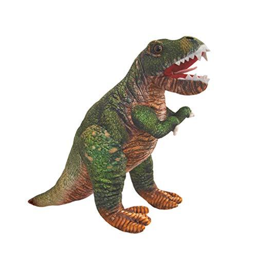 Beppe Peluche grande Dino XL ideal regalo dinosaurio tiranosaurio lindo peluche para niños T-Rex bebé cojín animal cojín cojín