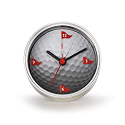 DEMDACO Big Sky Carvers Golf Clock-n-Can