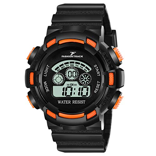 Reloj Digital Multi Color Light - para Hombre