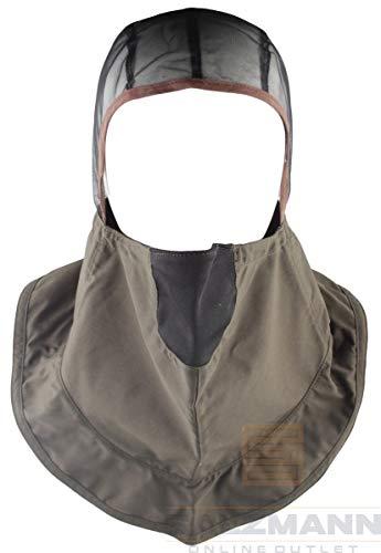 Outfox Schöffel Facemask Shield Skimaske Tarnmaske Dark Olive Gr. L/XL Neu