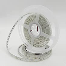 LEDMY Flexible Led Strip Lights DC12V 24W SMD3528 300LEDs Led Tape Light Warm White 3000K 5Meter/ 16.4Feet Using for Garde...