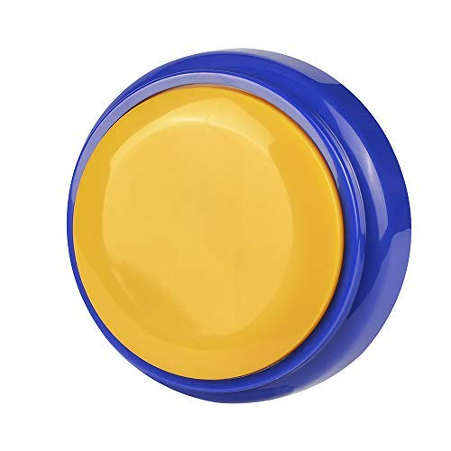 Cover 30S Voice Recorder Talking Button Yellow and Blue