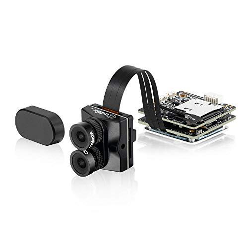 Metermall Home voor Caddx voor Tarsier 4K 30fps 1200TVL Dual Lens Super WDR WiFi Mini FPV Camera HD Opname DVR Dual Audio OSD voor RC Racing Drone