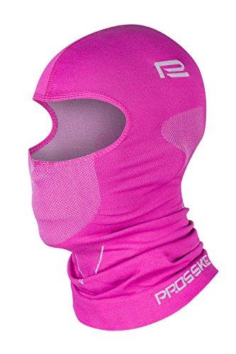 Prosske bivakmuts XDry SH2 dames heren kinderen skihaube balaclava stormmasker vele kleuren