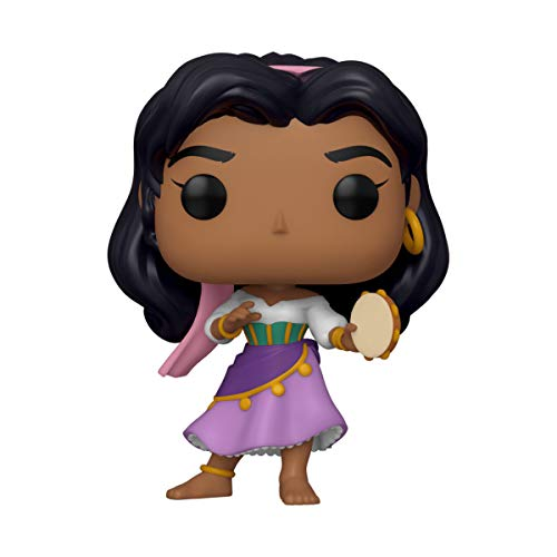 Funko- The Hunchback of Notre Dame-Esmeralda Figura da Collezione, Multicolore, 41147