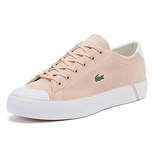 Lacoste Womens 739CFA0025TS2_35,5 Sneaker, Pink, 35.5 EU