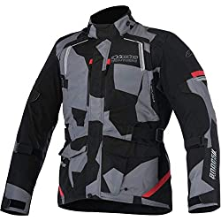Alpinestars Men's Andes v2 Drystar Motorcycle Jacket