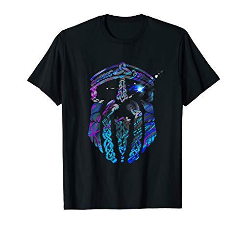 Viking Odin Gift Norse Mythology Valhalla T-Shirt
