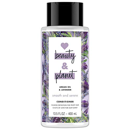 Love Beauty and Planet Argan Oil & Lavender Smooth & Serene Conditioner 400 mL