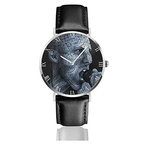 Maynard James Keenan Teens Niños Estudiantes Relojes de Regalo Reloj de Moda Ultrafino
