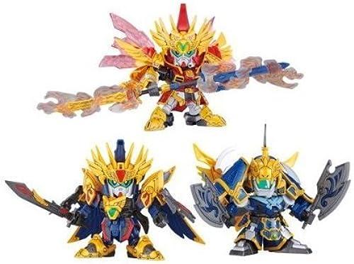 BB Gundam Sangokuden Kibuite Sousou Gundam Joko Serpent Souhi Gundam