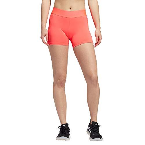 adidas Tf Short T – Leggings da Donna, Donna, Maglie, GC8160, Arancione (Rossen), Taglia Unica