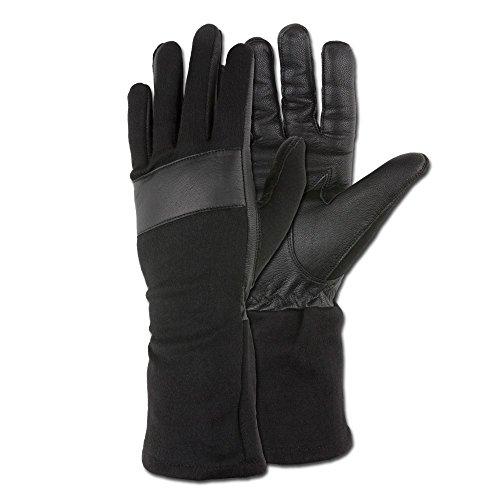 Mil-Tec BW Kampfhandschuhe schwarz Größe XXL