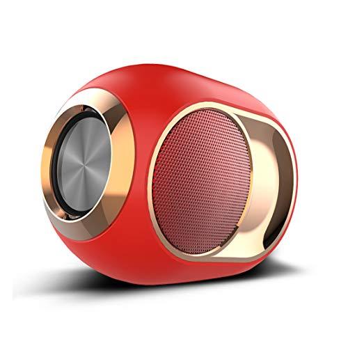 HIOD X6 Bluetooth Altavoz Inalámbrico con Micrófono / / Radio Portátil Mini Altavoz Inalámbrico 10m (33 pies) Alcance de Bluetooth,Red