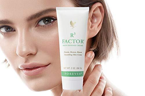 Forever R3 Factor Skin Defense Creme | Anti-Aging-Creme mit Aloe Vera
