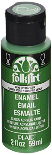 FolkArt Enamel Glass & Ceramic Paint in Assorted Colors (2...