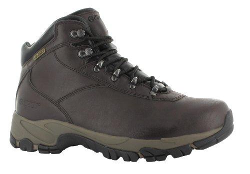 Hi-Tec Altitude V I WP O002922041 - Zapatos de Cuero para Hombre, Color marrón, Talla 40