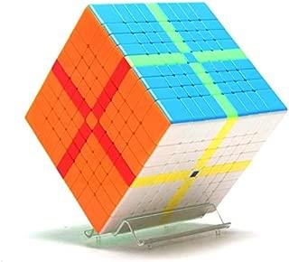 CuberSpeed Cubing Classroom MF9 stickerelss Speed Cube Mofang Jiaoshi Meilong 9x9 Magic Cube (MF9 Update Version)