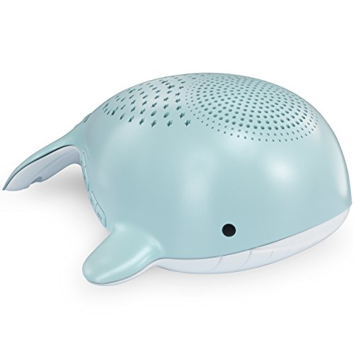 VTech BC8312 Wyatt The Whale Storytelling Baby Sleep Soother with a White Noise Sound Machine Featuring; 10 Stories, 10 Ambient Sounds & 10 Calming Melodies with Glow-on-Ceiling Night Light