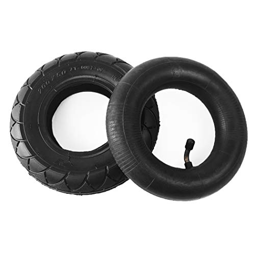 AR-PRO 200X50 Tire & Inner Tube Set - Electric Scooter Tire Tube Compatible with Razor E100, E150, E200, Power Core E100, Dune Buggy, ePunk, Crazy Cart, PowerRider 360, eSpark