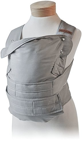 Mochila portabebé Marsupi Breeze XL | Marsupi Breeze Grey