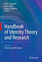 Handbook of Identity Theory and Research [2 Volume Set]
