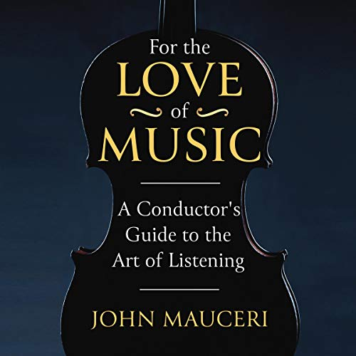 For the Love of Music cover art