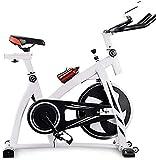 Wghz Swivel Bicycle, Mute Magnetic Resistance Adjustable Seat Ergometer Aerobic Exercise Machine, Stationary Exercise Bicycles Exercise Bikes