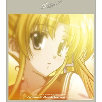 ef ‐ a tale of memories. ENDING THEME ~ Fermata by Mizuki Hayama (Copy)
