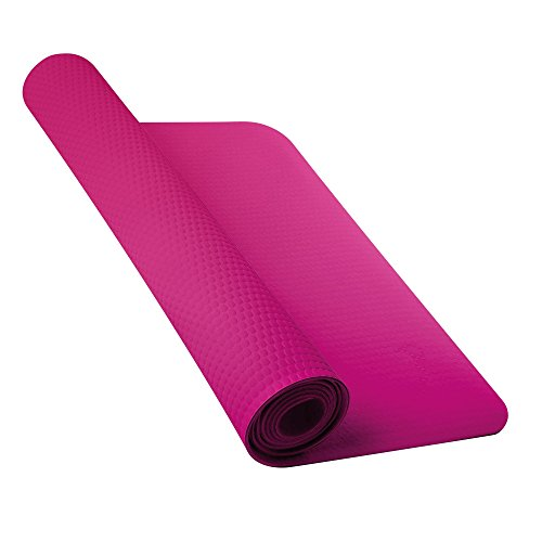 Nike 3mm Yoga Matte (Einheitsgröße) (Pink)