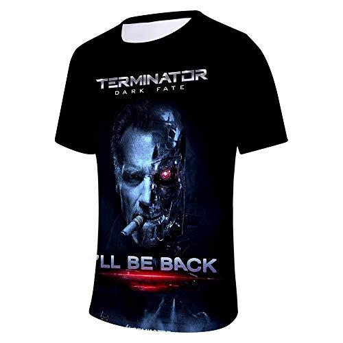 Terminator Dark Fate I'll Be Back T-shirt