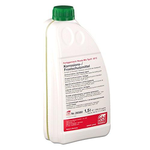 febi bilstein 26580 Frostschutzmittel Ready Mix -30°C ,1,5 Liter