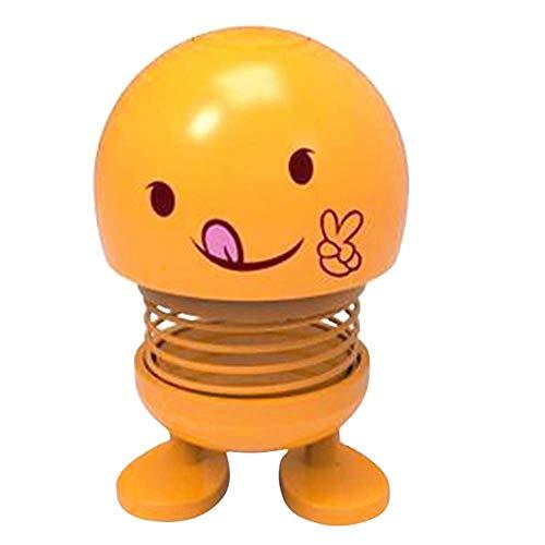 DBGS Elastic pop Emoji set beweegbare glimlach gezicht pop draadloze luidspreker krachtige bass stereo muziekspeler