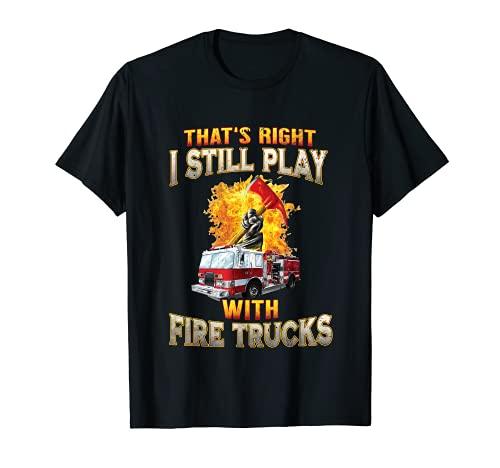 Bomberos Hacha Bomberos Rescate Bomberos Departamento de Bomberos Regalos Camiseta