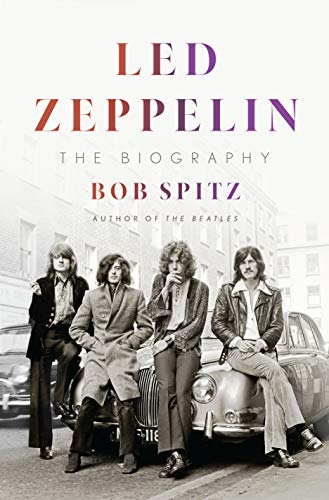 Led Zeppelin: The Biography (English Edition)