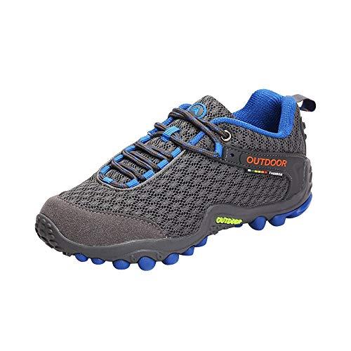 Turnschuhe Laufschuhe Running Schuhe Trekking Schuhe Herren Trail Leichte stoßfest Mode Sport Sportlich Turnschuhe Für Gym Walking Hiking Trekking Jogging