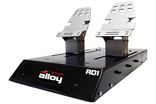 Redbird Alloy RD1 USB Rudder Pedals