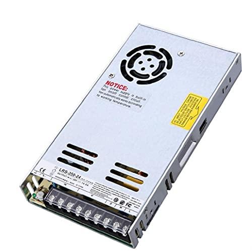 Schaltnetzteil, Universal Umschaltbares Netzteil 350W, LRS-350-24v Antrieb Adapter für Industrial Control System, LED-Anzeige