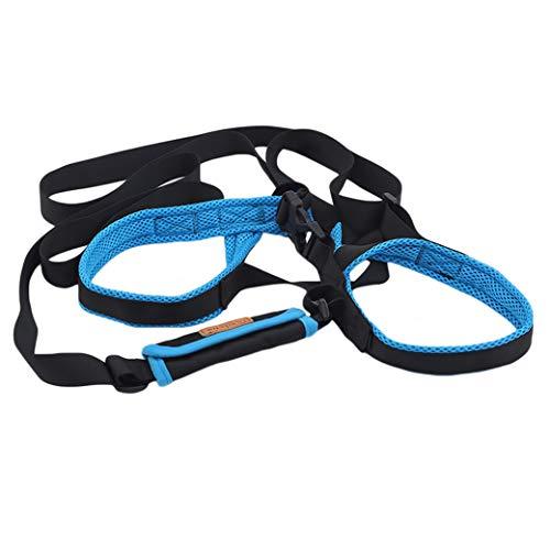 HBWHY - Arnés ajustable para perros para levantamiento de perros para piernas débiles delanteras o traseras de pie para personas mayores lesionadas con perros discapacitados caminando escaleras, S