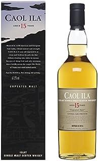 Caol Ila 15 Years Old Unpeated Style Islay Single Malt Whisky - 700 ml