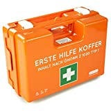 Erste Hilfe Koffer ÖNORM Z1020 Typ1