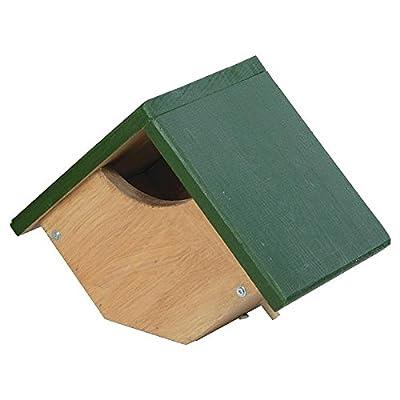 Robin or Wren Nest Box. Designed for the Nesting Habits of these Garden Birds from CJ Wildlife