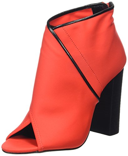ALDO Damen ULYCIA Kurzschaft Stiefel, Orange (Orange / 65), 41 EU