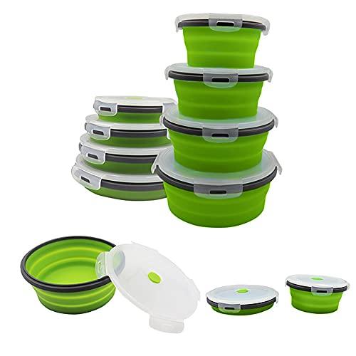 BEAUTYBIGBANG Lunchbox aus Silikon,...