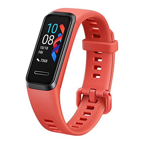 Huawei Band 4 Smart Band Bracelet 0.95 Inch Fitness Activity Tracker, Heart Rate Monitor, Blood Oxygen...