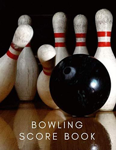 Bowling Score Tables: Bowling Score Keeper Book | bowling score tracker