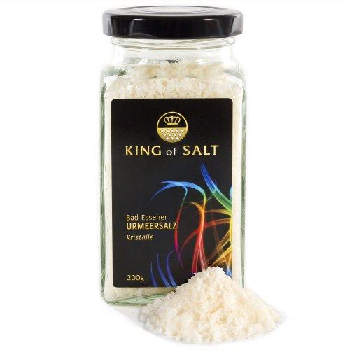 King of Salt Kristallsalz 200 g, 1er Pack (1 x 200 g)